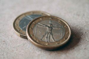 Dit is een afbeelding van muntgeld en hoort bij de website van De Wilt - oso, boekhouder heusden